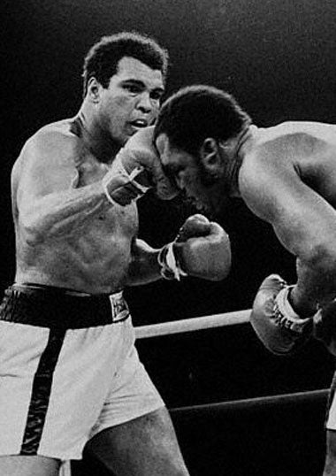 Boxing: Ali v Frazier - 'It was like death  Closest thing to