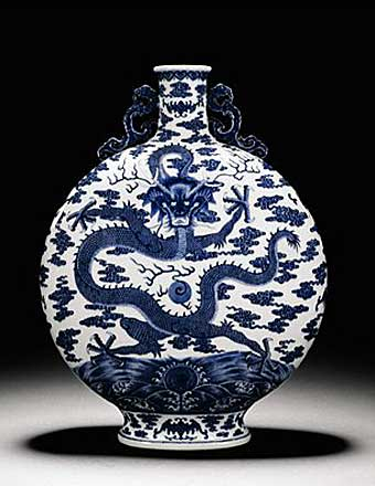 Qing Dynasty Vase Dismissed As A Fake Sells For 3m At Auction The