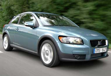 Volvo C30 T5   The Independent