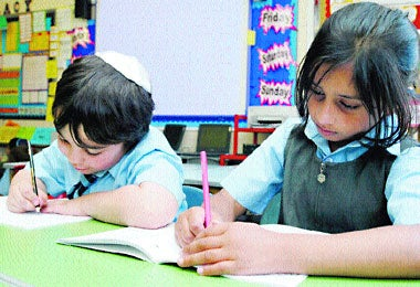 The Jewish school where half the pupils are Muslim   The