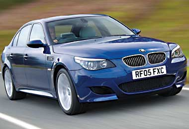 Bmw M5 Push The Button And All Hell Breaks Loose The Independent