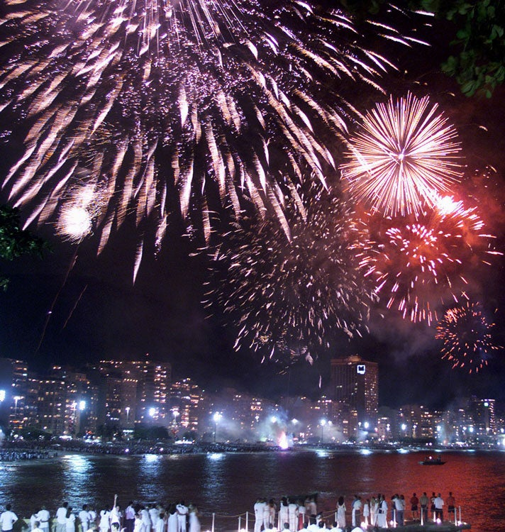 3d0efa272aacd New Year in Brazil: get the party started | The Independent
