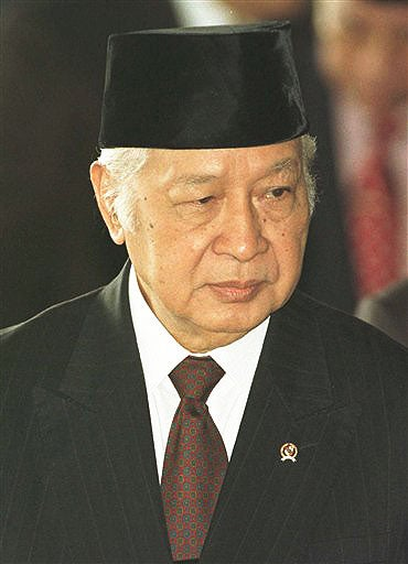 Disgraced And Vilified Suharto Dies Aged 86 The Independent