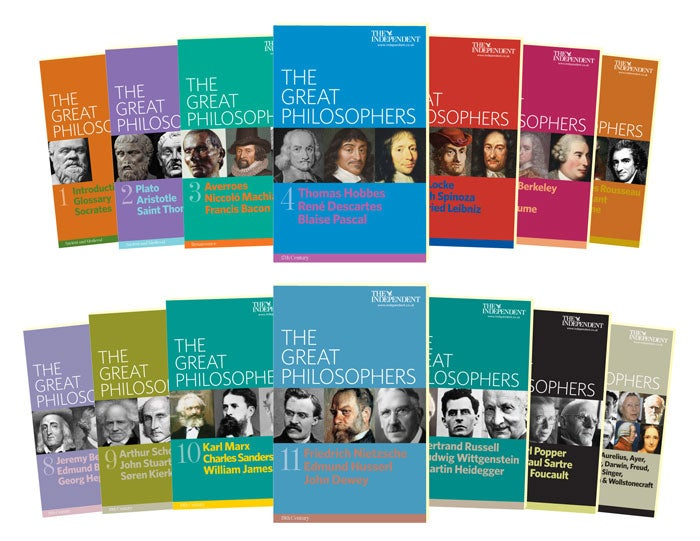 The great philosophers guide free with the print edition the the great philosophers guide free with the print edition fandeluxe Choice Image