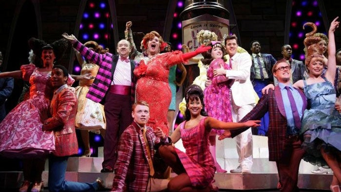 Head Start For Hairspray In West End Awards The Independent