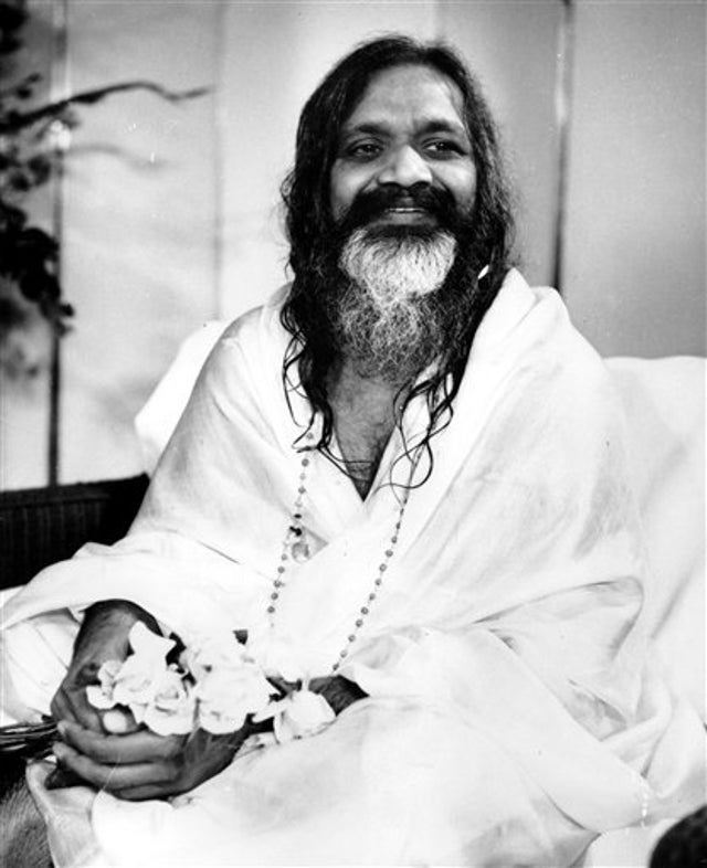 A Life In Focus Maharishi Mahesh Yogi Indian Guru Who Introduced The Beatles To Transcendental Meditation The Independent The Independent