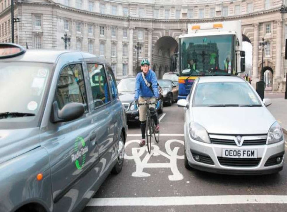 <p>We have a choice to make about how we get around &nbsp;</p>