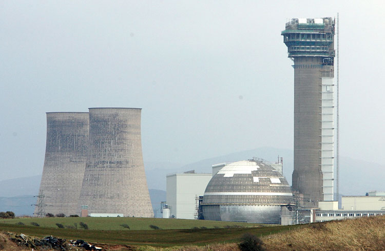 <p>Sellafield nuclear power plant</p>