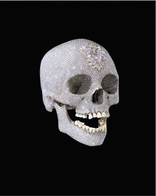 Hirst S 50m Skull It S No More Than A Decorative Object The Independent