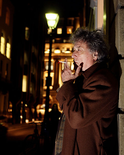 Tom Stoppard The True Voice Of Old England The Independent