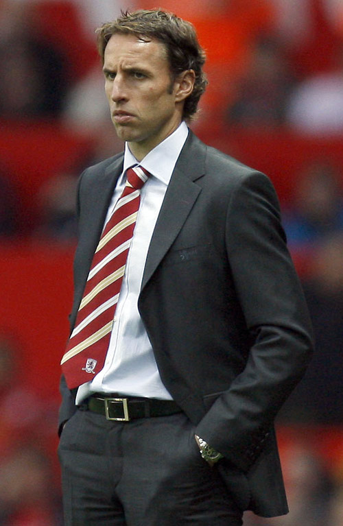 Southgate was a club captain during his playing career