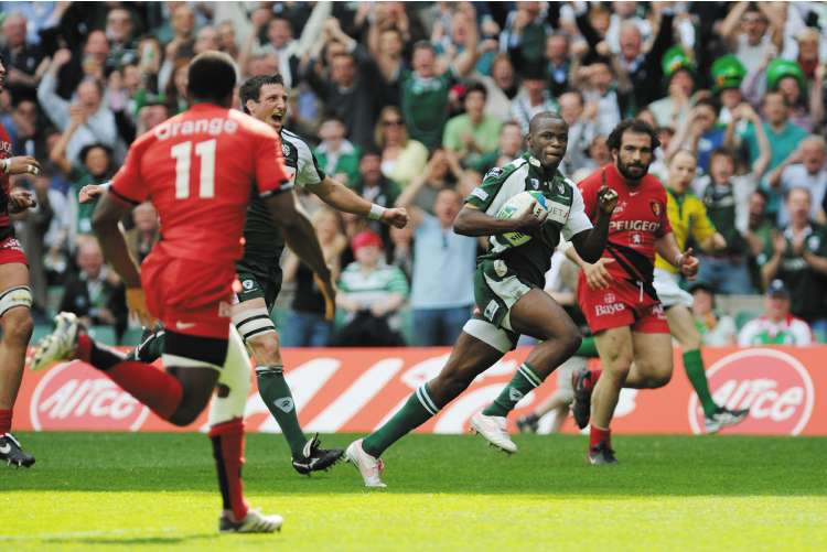 london irish 15 toulouse 21 ojo puts on show but no go for irish the independent. Black Bedroom Furniture Sets. Home Design Ideas