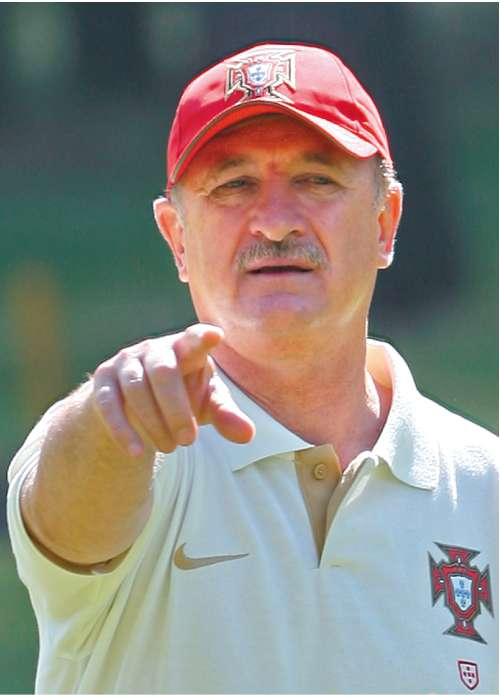 City will wait no longer than to the end of this month for an answer from Portugal coach Scolari