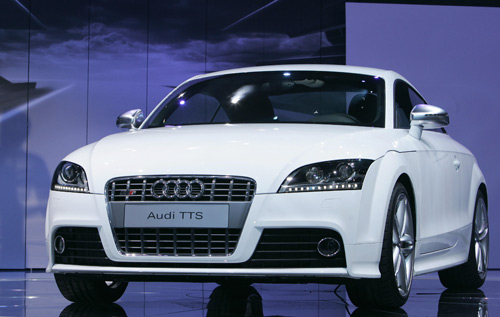 Audi TTS | The Independent