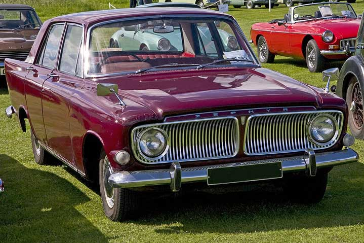 Ford Zephyr Zodiac Mk3 >> Ford Zephyr Zodiac Mk Iii The Independent