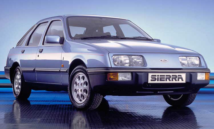 Ford Sierra The Independent