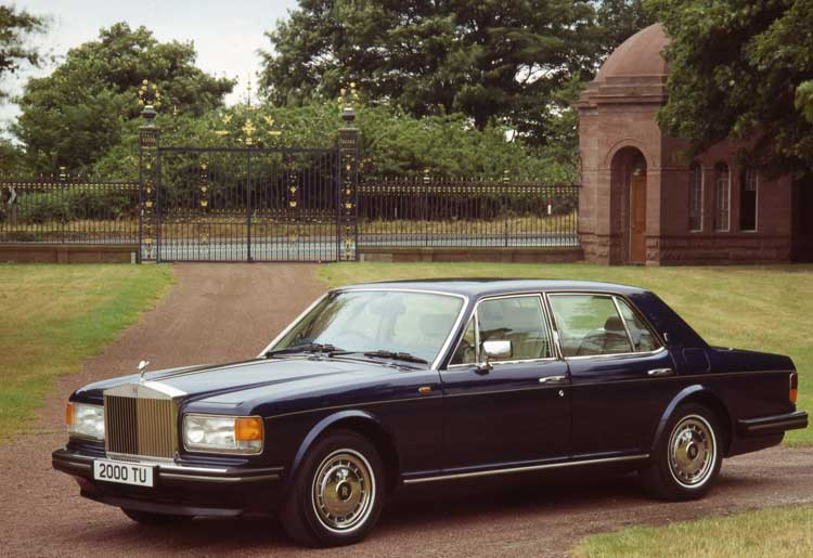 Rolls Royce Silver Spirit The Independent