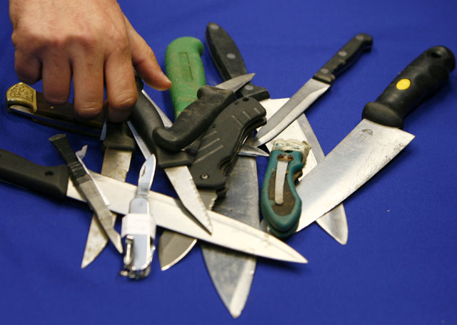 The Government has blamed the perception of knives and guns as status symbols for the rising levels of street violence