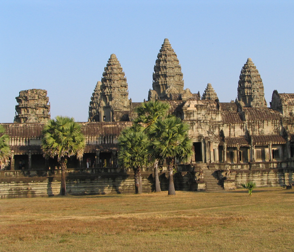 South-east Asia: the gapper's paradise