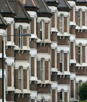 The oversupply of properties in the letting market is beginning to stabilise