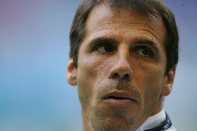 West Ham manager Gianfranco Zola may find himself working for a new owner