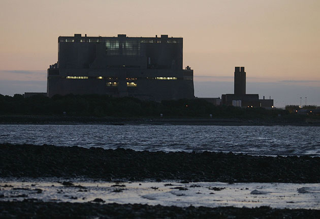 <p>China General Nuclear Power hold a 33.5 per cent stake in Hinkley Point C nuclear power plant in Somerset </p>