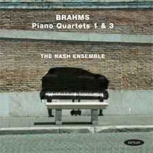 Album: Brahms, Piano Quartets 1 & 3 – Nash Ensemble, (Onyx) | The Independentindependent_brand_ident_LOGOUntitled
