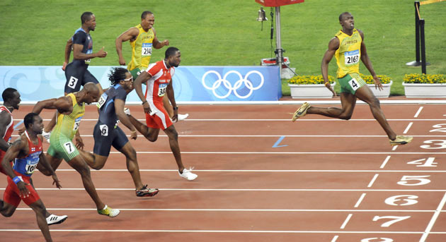 Moments that made 2008: Usain Bolt | The Independent