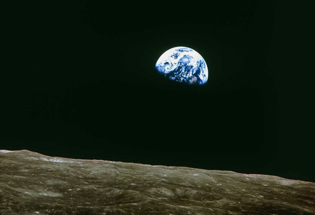 Earthrise December 1968 Ndash The First Picture Of Our World Taken From Space Was Published 40 Years Ago This Week And Still Retains Its Haunting Power