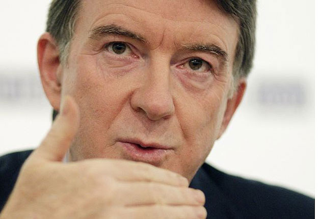 Lord Mandelson refused to say wherethe cuts would be made