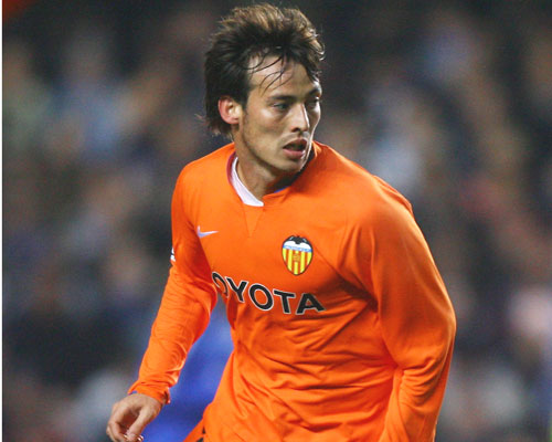 David Silva could be sold by Valencia this summer as the Spanish club seeks to reduce their debts