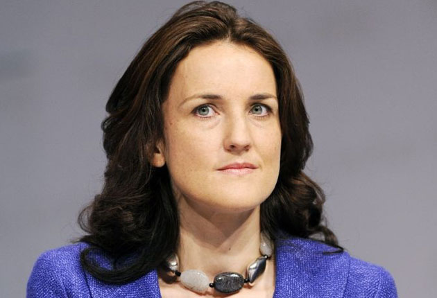 Minister of State for Transport, Theresa Villiers