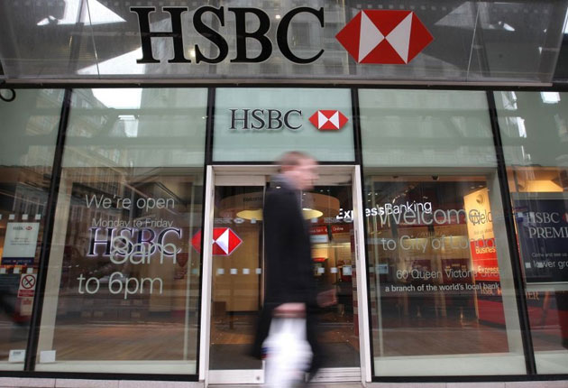 HSBC is cutting about 1,200 jobs in Britain