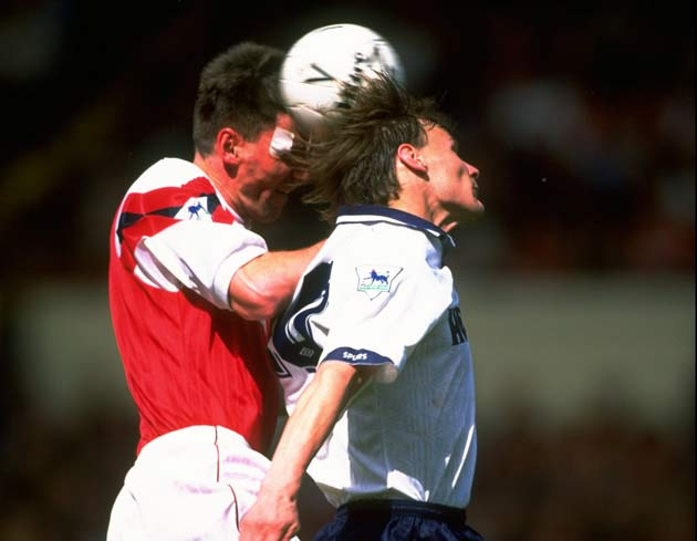 North London derby: Arsenal and Tottenham's best clashes over the years