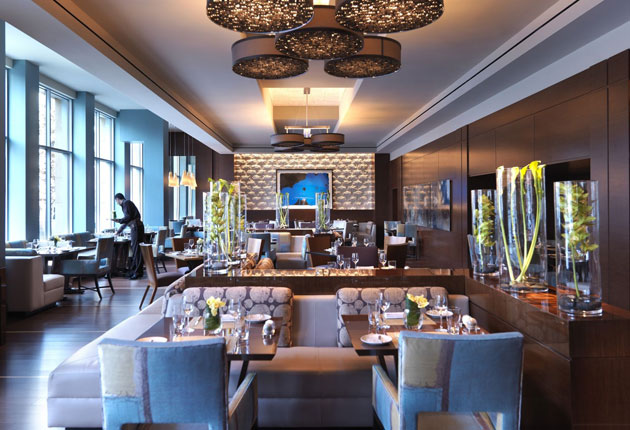 Stay the night: Mandarin Oriental Boston | The Independent