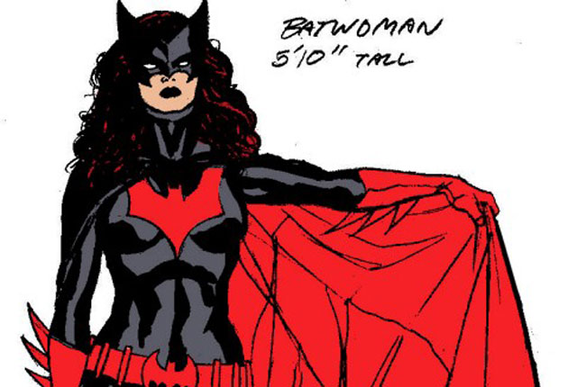 Kathy Kane's alter-ego Batwoman has been 'prohibited' from getting married.