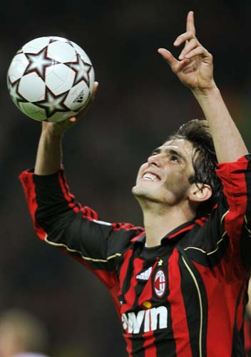 Kaka was Roman Abramovich's No 1 target once the deal to bring Carlo Ancelotti to Chelsea as manager had been completed