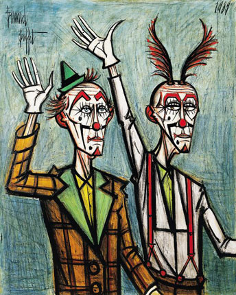 bernard buffet return of the poser the independent rh independent co uk bernard buffet artist bernard buffet artist bio