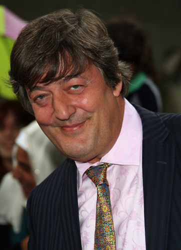 Stephen Fry was one of the first winners of the award when, 28 years ago, he was among a group of Cambridge students who had put together the Footlights review.