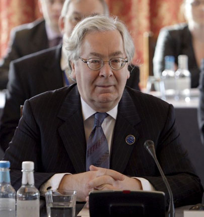 Mervyn King At The Top Of His Game The Independent