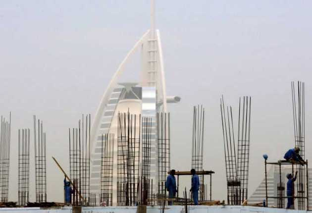 The Dark Side Of Dubai The Independent