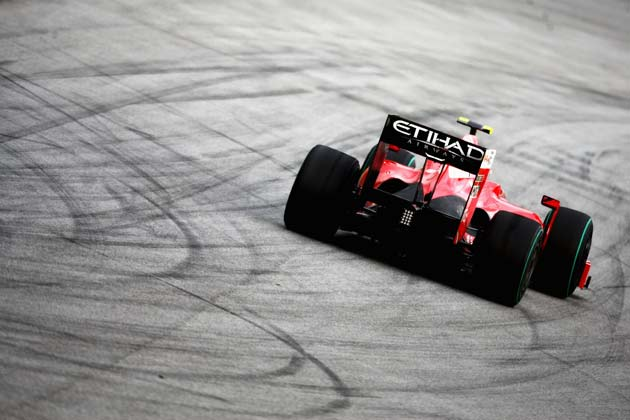 Ferrari become first F1 team to ditch KERS | The Independent
