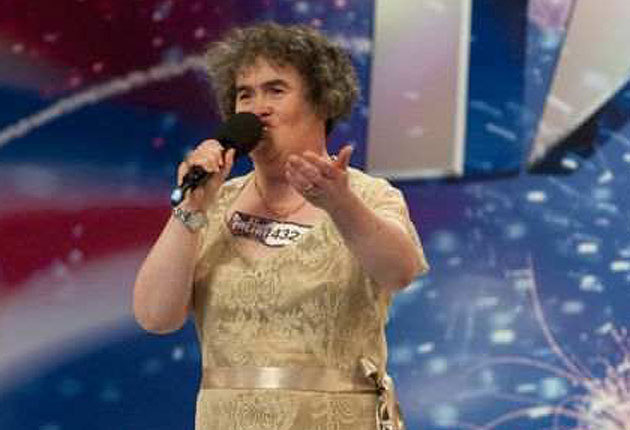 Susan Boyle has captivated millions of music lovers
