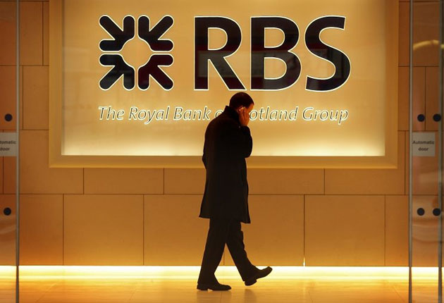 RBS has received harsh criticism for the company's bonus culture