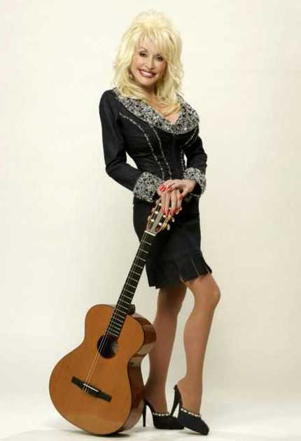 Dolly Parton Feminist Heroine The Independent