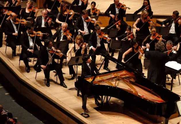 London International Piano Competition, Royal Festival Hall, London | The Independent