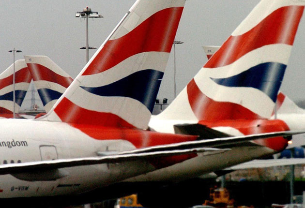 <p>British Airways is not refunding vouchers</p>