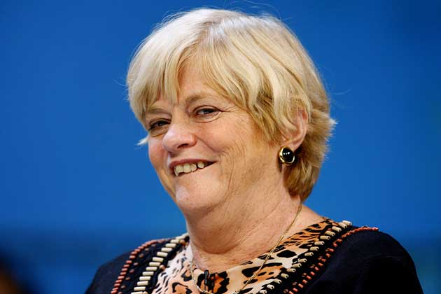 """""""We've departed from the law of Moses,"""" said Ann Widdecombe sternly at the beginning of The Bible: a History."""