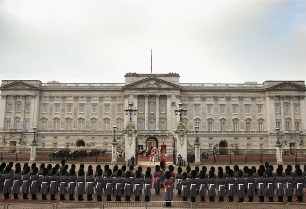 Palace investigating security breach | The Independentindependent_brand_ident_LOGOUntitled