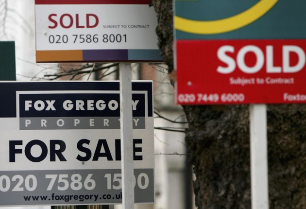 The latest jump pushed average prices up to £154,016